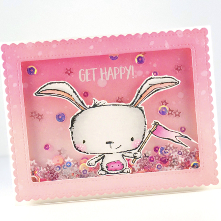 Amy Yang - Get Happy Card