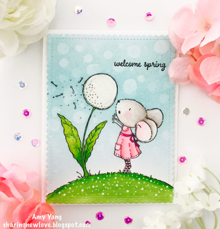 Amy Yang - Wishing Card
