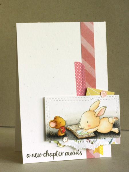 Alice Wertz - Zoey and Mia card