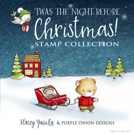 Twas the Night Before Christmas Graphic