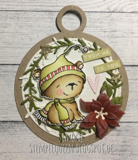Simone Schwagler - Icicle Ornament
