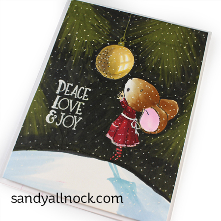Sandy-Allnock- Wishing Tree Ornament