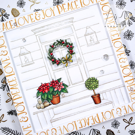 Anna Lorenzetto - Front Door Card