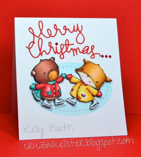 Kelly Booth - Henry and Grace Merry Christmas