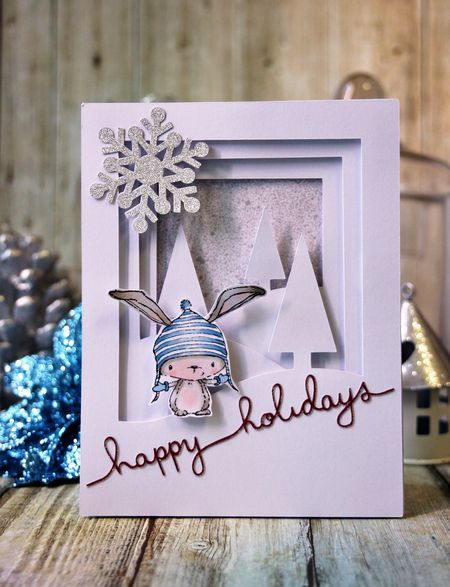 Sally On - Birch Holidays Card