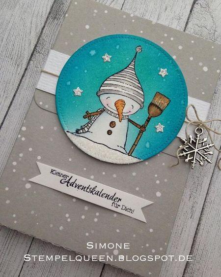 Simone Schwagler - Snow Advent