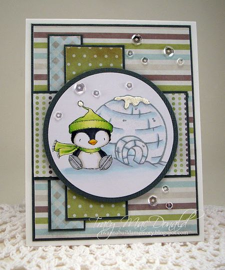 Tracy MacDonald - Walter Igloo Card