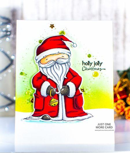 Julia Altermann - Santa Card