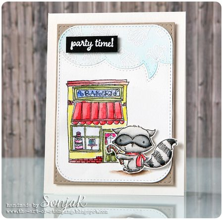 Sonja Kerkhoff - Ash and Bakery Card