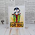 Debra James - Merry For You Card