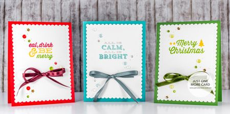 Julia Altermann - This is December Card Set