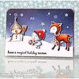 Sonja Kerkhoffs - have a magical holiday season Card