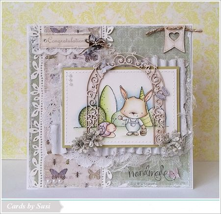 Susen Srb - Riley and Arbor Card
