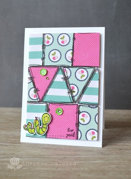Therese Calvird - For You