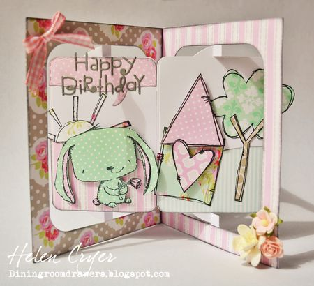 Helen Cryer - Rosie Pop Up
