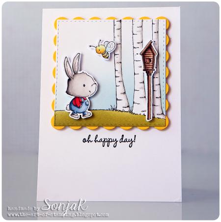 Sonja Kerkhoffs - Winston Card