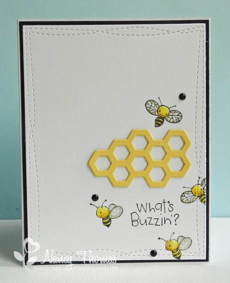 Nancy Thomas POD Garden Bugs Net Butterfly