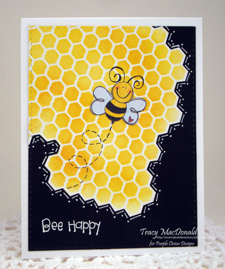Tracy MacDonald - Bee Happy