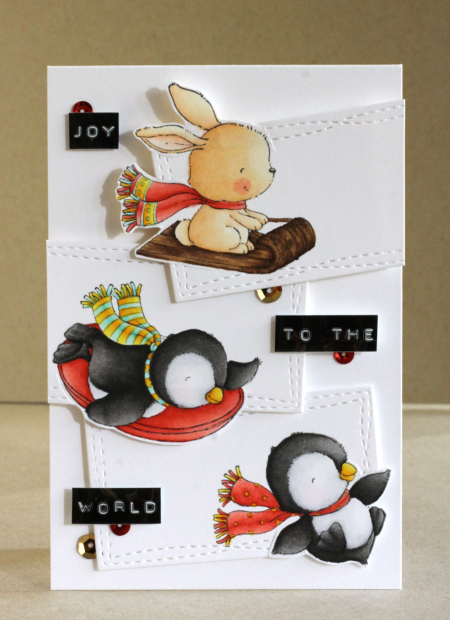 Alice Wertz - Hope - Dash and Jingle Card