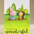 Alice Wertz - Winston and Milly Garden Bushes