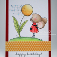 Tracy MacDonald - Wishing Card