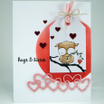 Tracy MacDonald - Sweetheart Owl Card