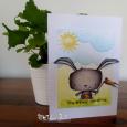 Debra James - Poppy Card
