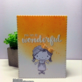 Debra James - Summer You are So Wonderful Card
