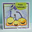 Nancy Thomas POD Happy Pumpkins