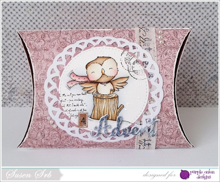 Susen Srb - Flora Pillow Box