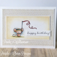 Paula Williamson - Oliver Happy Birthday Card