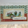Paula Williamson - Elliot Happy Birthday Card