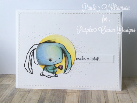 Paula Williamson - Rosie Make A Wish Card