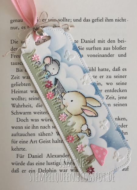 Simone Schwagler - Zoe&Mia Bookmark