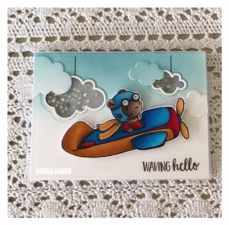 Debra James - T-Bird Card