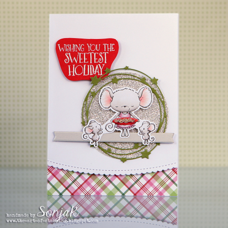 Sonja Kerkhoffs - Sweets Card