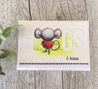 Debra James - Heartfelt Hugs Card