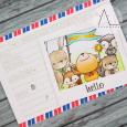 Anna Lorenzetto - Postgram Card
