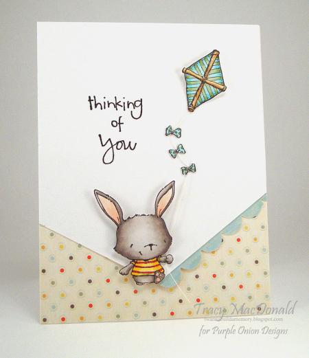 Tracy MacDonald - Willa and Kite Card