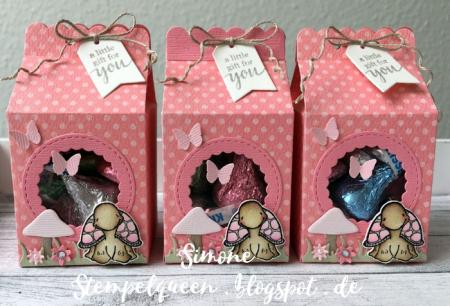 Simone Schwagler - Petal Candy Boxes