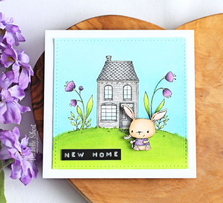 Michelle Short - Tiny Dwelling and Chloe Card