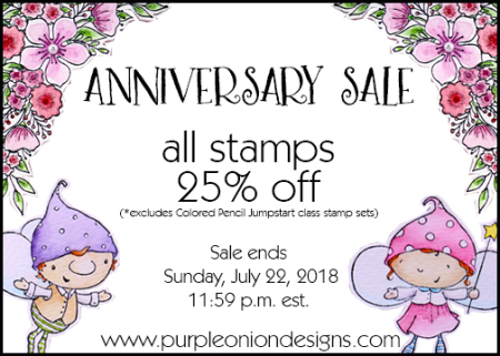 Summer Sale 2018 graphic with border