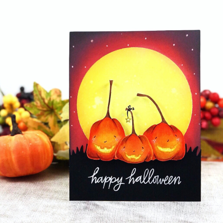 Amy Yang - Happy Pumpkins