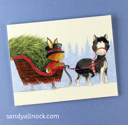 Sandy-Allnock-Tree-Farm-sled