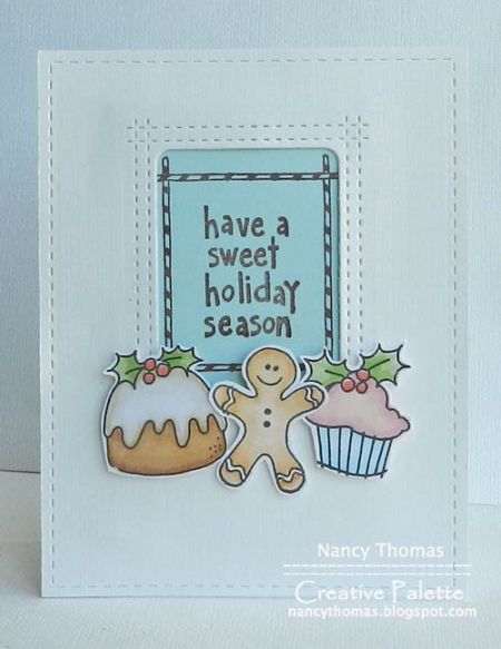 Nancy Thomas POD Holiday Sweets