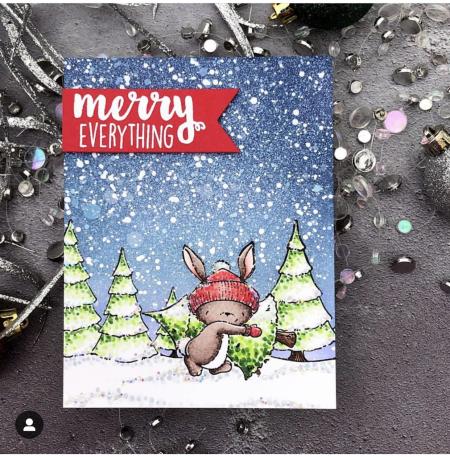 Jessica Frost Ballas - Claus Card