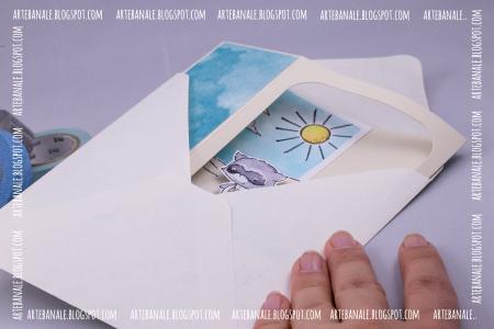 Agnieszka Danek-Wisniak - Julia 3D Beach Card - flat