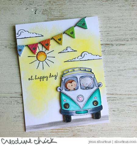 Jenn Shurkus - VW Card