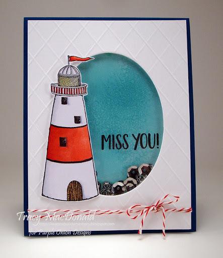 Tracy MacDonald - Lighthouse Card