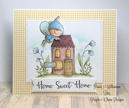 Paula Williamson - Tiny Dwelling and Flynt Card